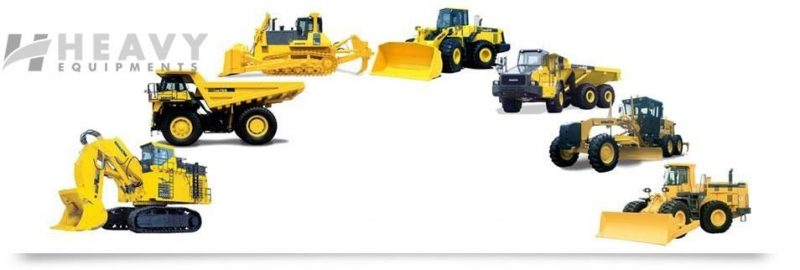 List of Construction Equipment Manufacturer