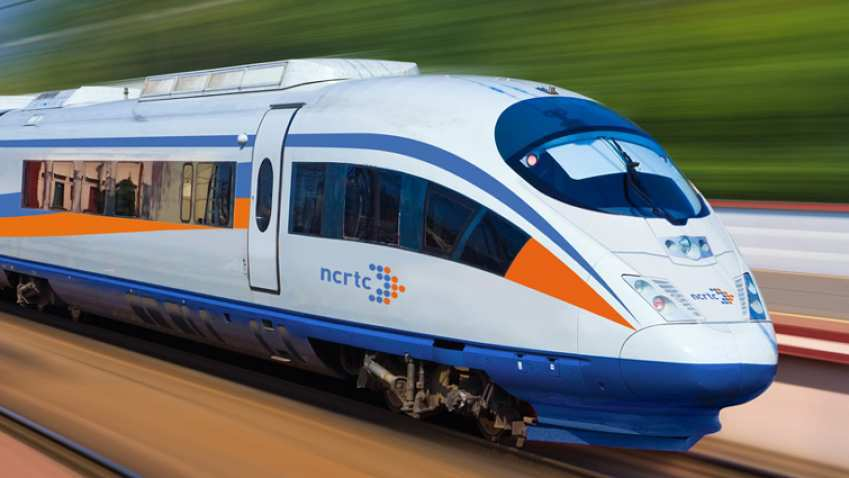 NCRTC fast tracked at an investment of Rs24,975 cr On rail corridor
