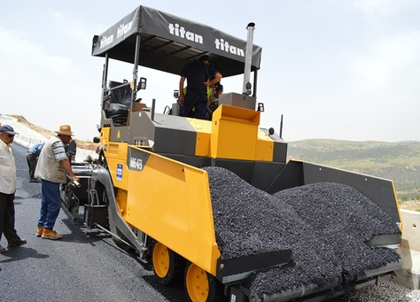 Powerful Volvo Paving Machines For Demanding Road Construction