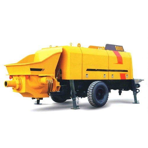 Global in Trailer Mounted Concrete Pumps Market trends in 2019-2025