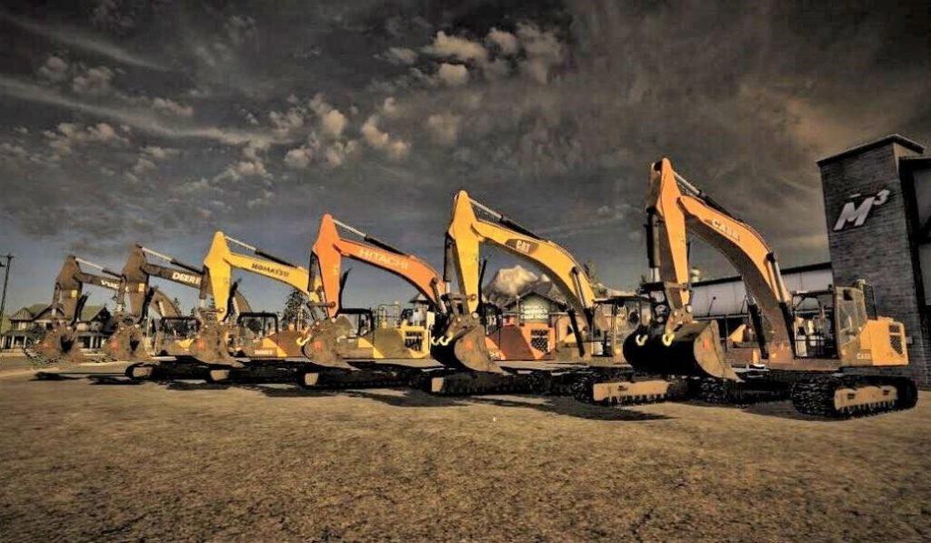 List of Excavator Manufacturer In India