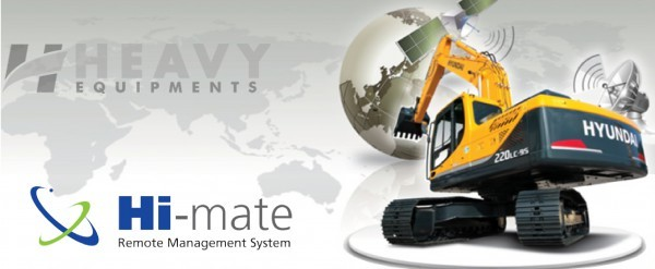 Hyundai Construction Equipment Americas. Inc launches HiMate App For Equipment
