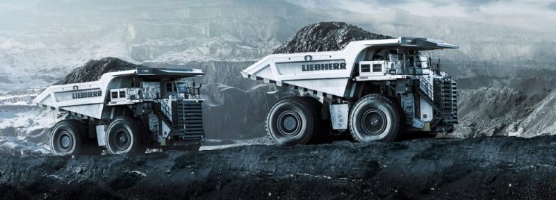 Liebherr Groups turnover in the 2014 business year reaches a total of 8,823 million