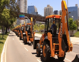 Top Construction Equipment Rental Companies in India