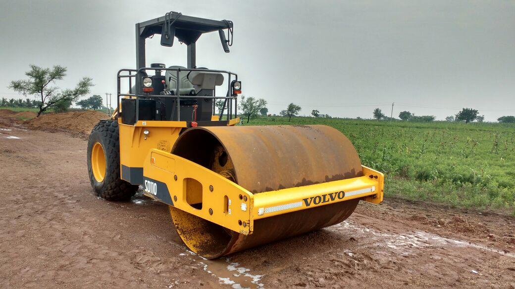 SOIL COMPACTOR SD110
