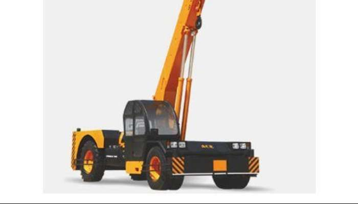 Farana Crane available in monthly hire basis
