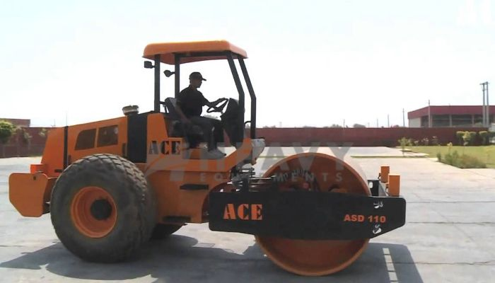 ACE Soil Compactor ASD110 Hire