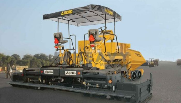 Sensor Paver Apollo AP 550 In Raebareli