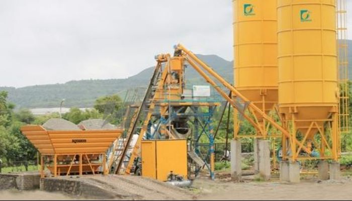 Aquarius MP 21 Batching Plant Hire