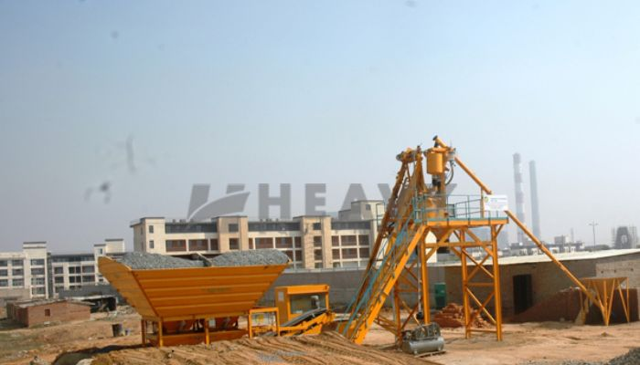 Hire On Aquarius Concrete Batching Plant
