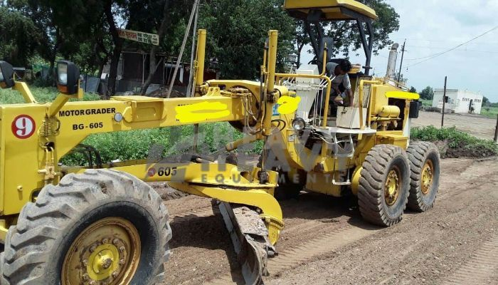 On Rent BEML BG 605I Motor Grader