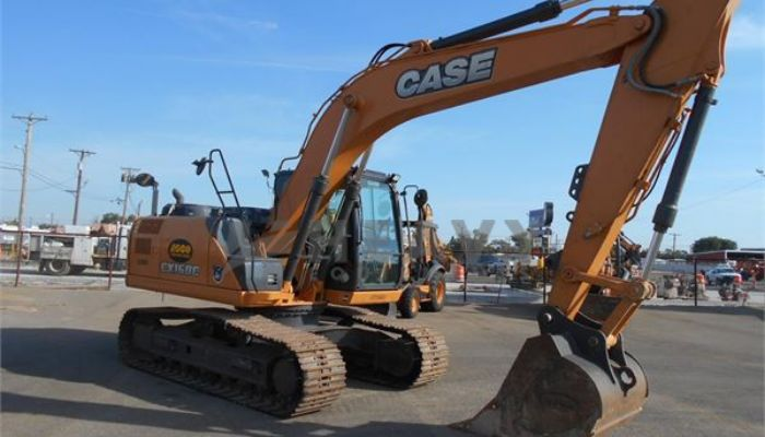 Case Hydraulic Excavator CX160 On Rent