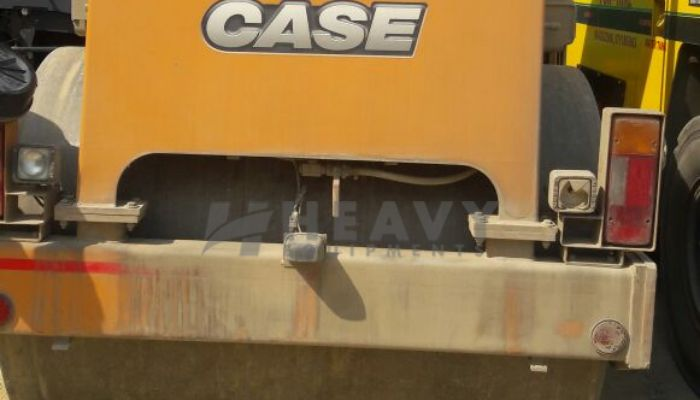 Case Soil Compactor Rent