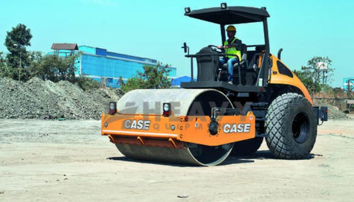Case Soil Compactor 1107 Ex On Rent