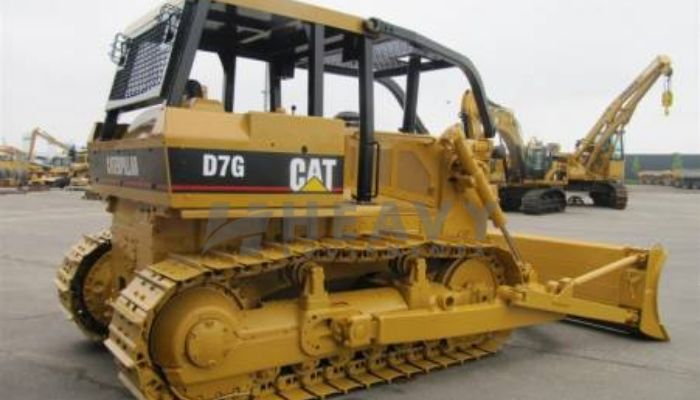 Caterpillar D7G Dozer For Rent
