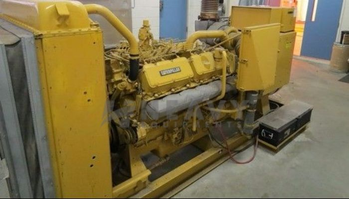 Cat 3412 Generator For Rental