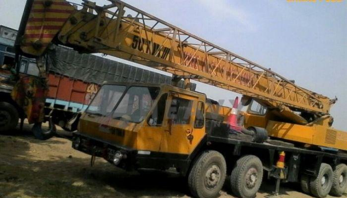 Coles 45-50 Crane For Rent