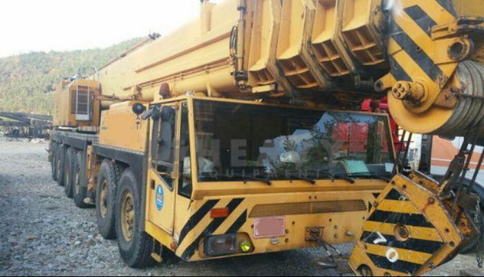 Demag AC 665 Crane 270 ton On Rent