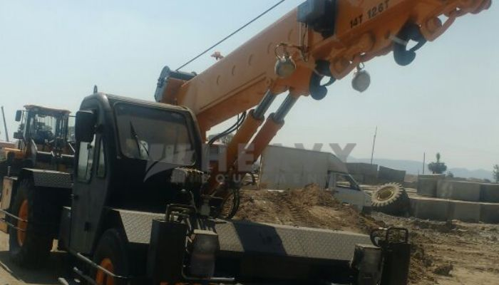 Escort TRX 1550 Crane For Rent
