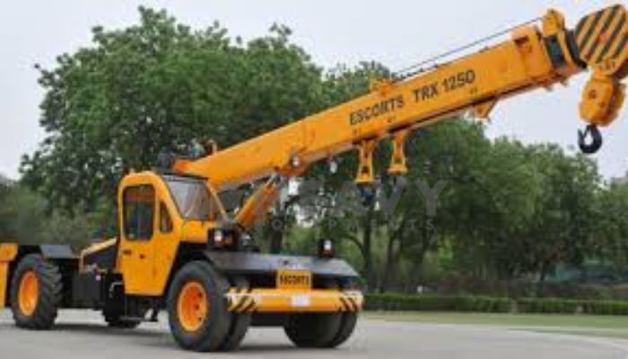 ESCORT TRX 1250 Pick N Carry On Hire