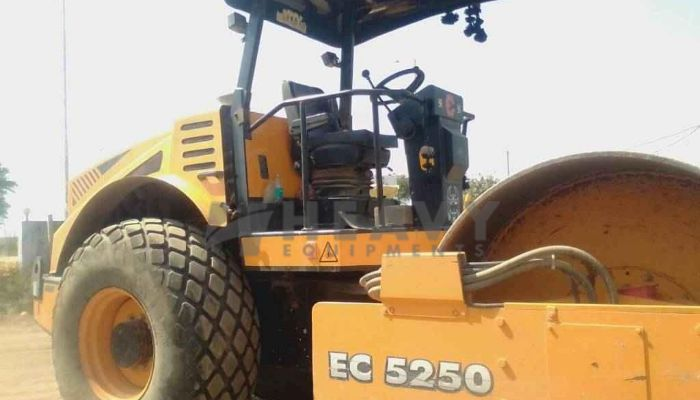 rent escort soil compactor in mumbai maharashtra rent on escorts soil compactor 10 ton he 2013 198 heavyequipments_1518437864.png
