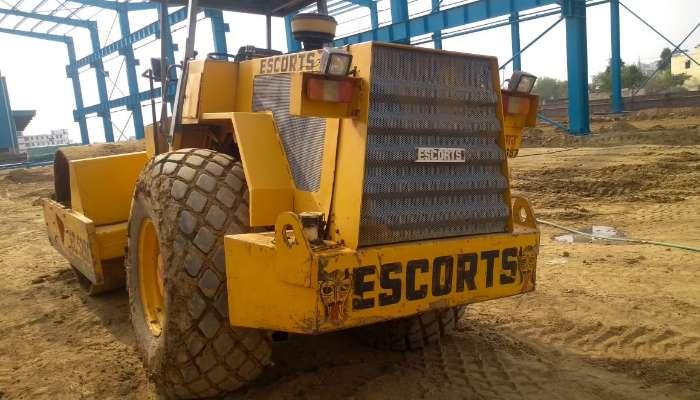 Soil Compactor For Rental Basis