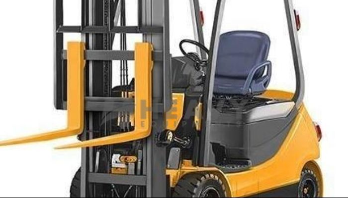 Godrej ForkLift At 3 Ton Rental Price In Vadodara