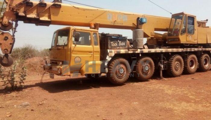 Gottwald 90 Ton Crane For Hire