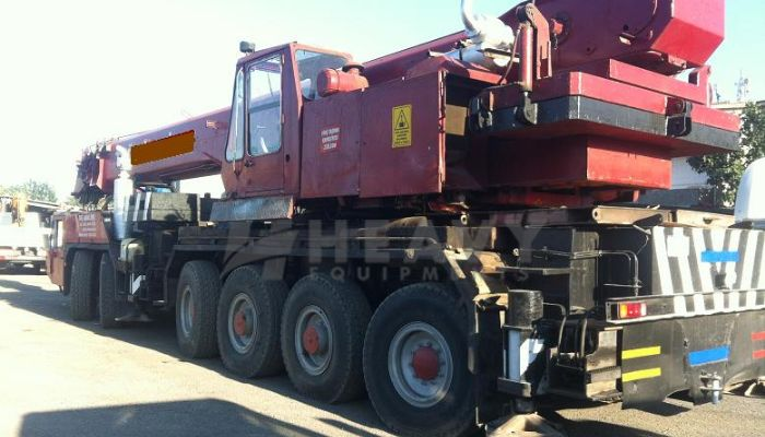 Hire On Gottwald AMK 126-63 Crane