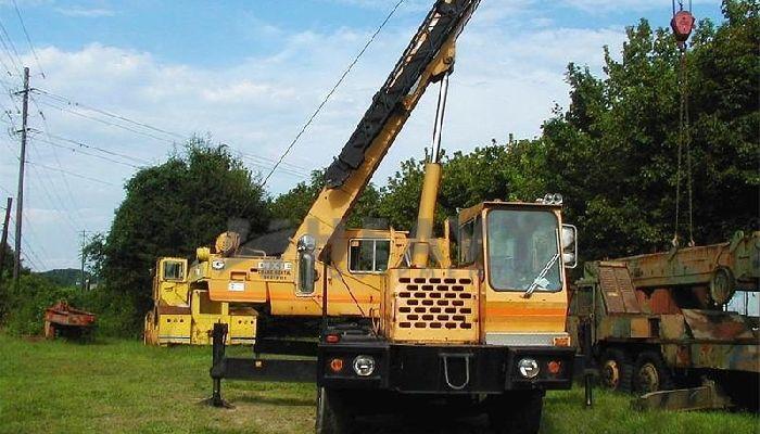 Rent Grove TMS 375 Crane Price