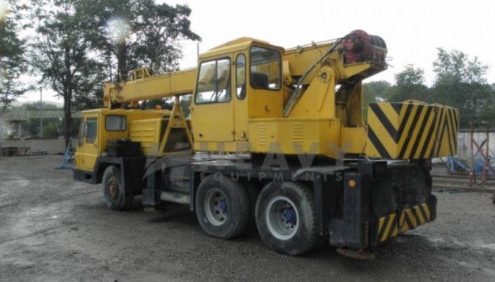 Rent Grove 18 Ton Boom Crane