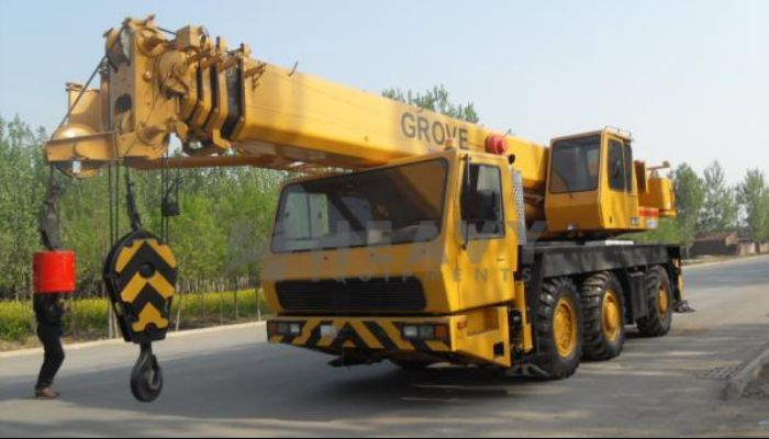 Grove ATS 540 Crane On Rent