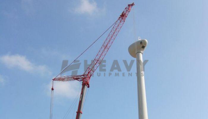 Grove Crawler Crane 75 Tons Rent In Mumbai