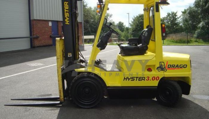 Hyster 3 Ton Battery Forklift
