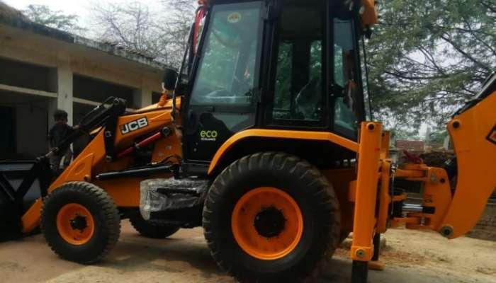 JCB machine on rent in Kanpur