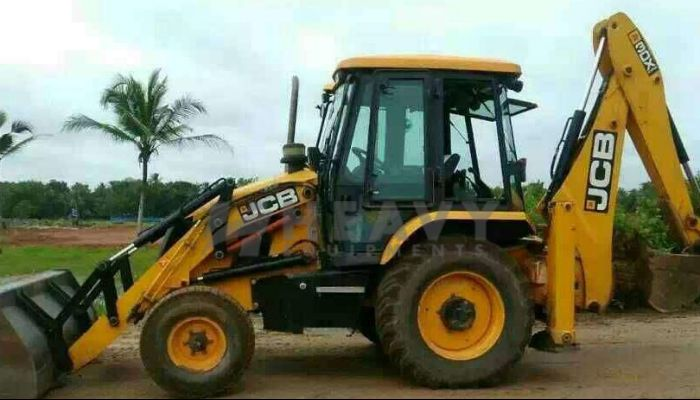 Hire JCB Backhoe Loader 3DX In Tamilnadu