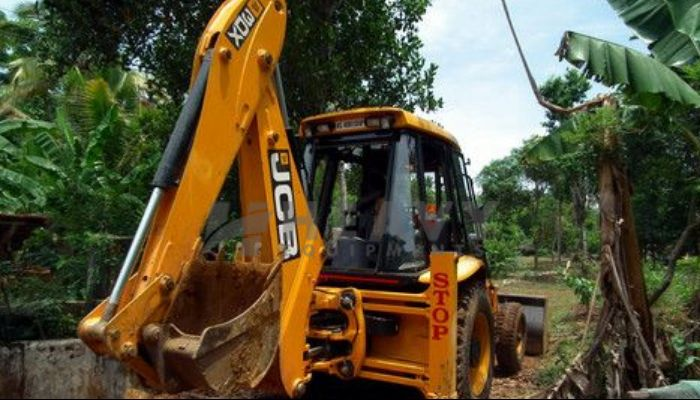 JCB Backhoe Loader 3DX For Rent