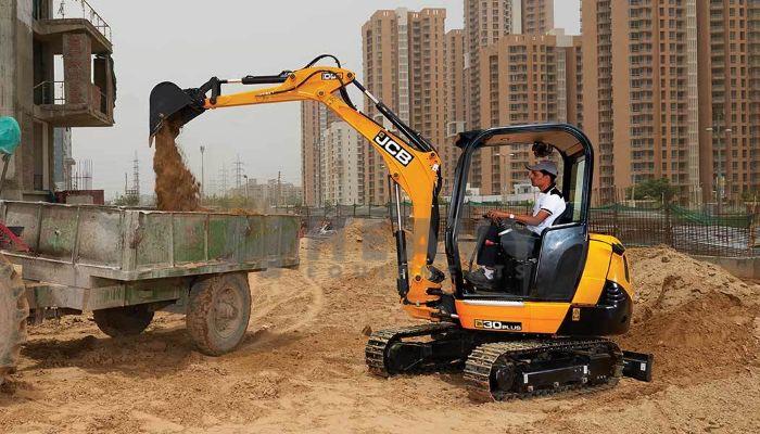 Hire JS 30PLUS Tracked Excavator