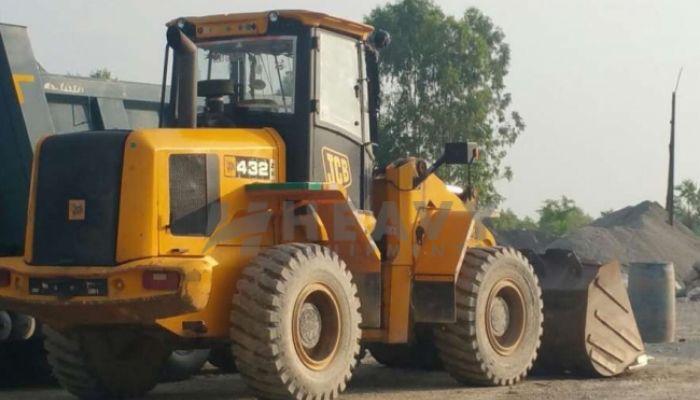 JCB 432 ZX Loader Hire In Gujarat