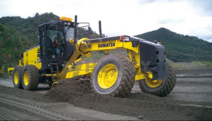 rent komatsu motor grader in lalitpur uttar pradesh motor grader komatsu gd511  he 2009 359 heavyequipments_1521027862.png