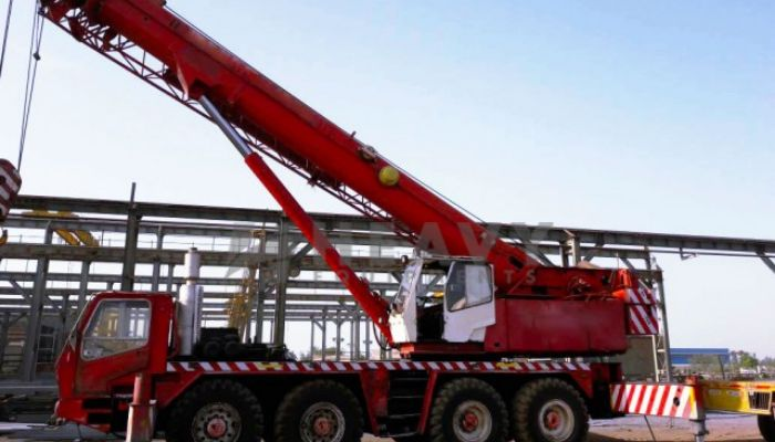 Krupp 70 GMT Crane For Rent