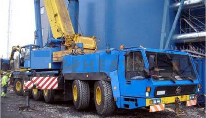 Krupp KMK 6200 Crane For Rent