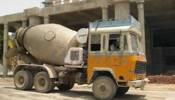 Transit Mixer For Hire In Gujarat