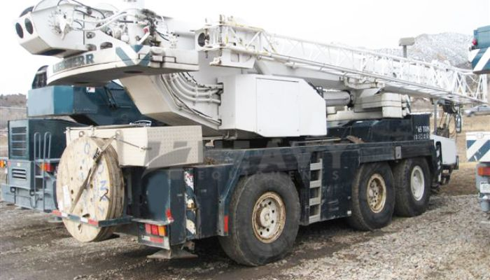 Liebherr LTM 1050-1 Mobile Telescopic Cranes On Hire