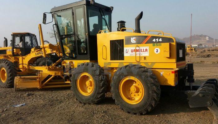 Motor Grader CLG414 For Rent