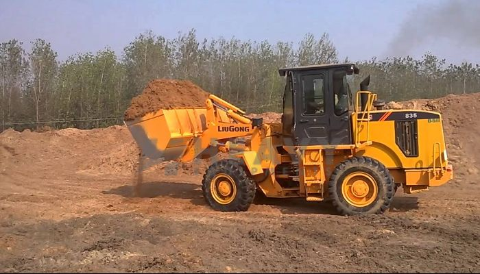 Liugong Wheel Loader For Rent
