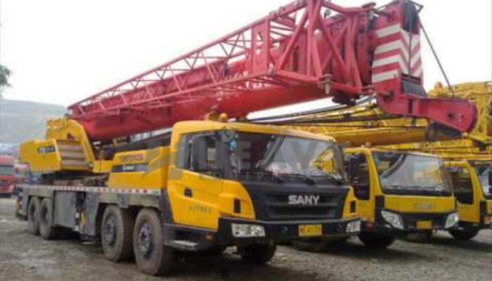 Sany STC 600 Crane For Rental