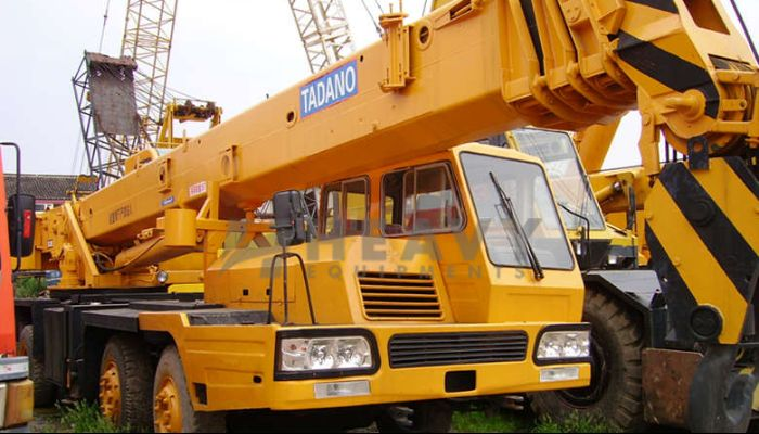Rent Tadano TL 360 Telescopic Crane