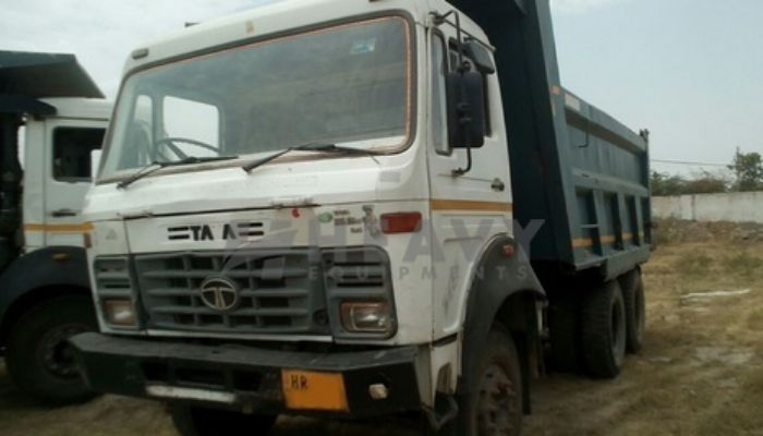 TATA Dumper Truck For Rent