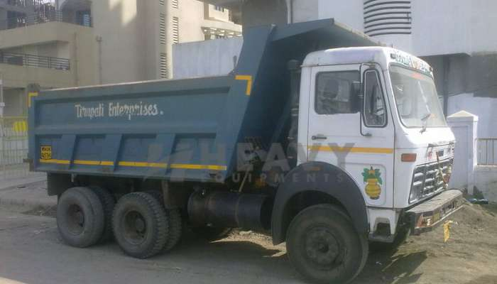 TATA LPK 2518 Dumper Truck For Rent